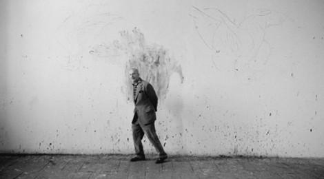 Foto von Benjamin Katz: Georg Baselitz