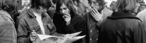 Ausstellung ROBERT LEBECK 1968 / arte Metropolis
