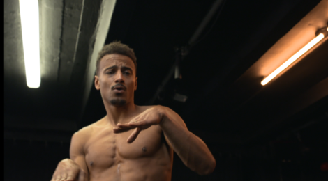 Urban Dancer Raphael Hillebrand